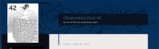 GOTO ObservationPost42 Blog